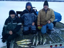 Zupko's Guided Ice House Rentals: Ice House Rentals in Brainerd. Call today - (320) 630-5526